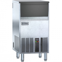 "Ice-O-Matic UCG100A 18 1/4"" Wide 119 lb Per Day Gourmet Cube-Style Undercounter Air-Cooled R290A Hydrocarbon Ice Machine With Built-In 48 1/2 lb Bin, 115V"