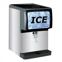 Scotsman ID150B-1 Modular Countertop Ice Dispenser - 150 lb.