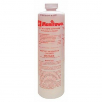 Manitowoc 000005164 - 16 oz. Ice Machine Sanitizer for IAUCS Ice Machine Automatic Cleaning System