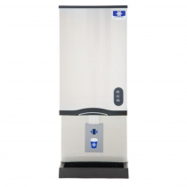 Manitowoc CNF0202A - 315 LB Air-Cooled Countertop Nugget Ice Machine and Touchless Dispenser