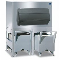 "Manitowoc FC1350 1050 lb. Capacity 60"" Wide Ice Storage Bin"