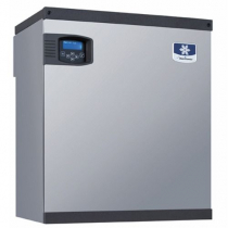"Manitowoc IBF0820C Indigo NXT Series QuietQube 22"" Remote Condenser Half Size Cube Ice Machine for Beverage Dispensers - 825 LB"
