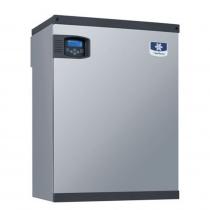 """Manitowoc IBT1020C Indigo Series QuietQube 22"""" Remote Cooled Half Size Cube Ice Machine for Beverage Dispensers - 1206 LB"""