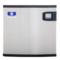 "Manitowoc IRT0620A Indigo NXT Series 22"" Air Cooled Regular Size Cube Ice Machine - 115V, 525 lb."