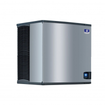 "Manitowoc IYF0900C Indigo NXT Series QuietQube 30"" Remote Cooled Half Size Cube Ice Machine - 115V, 816 lb."