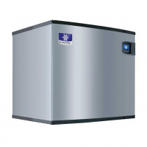 "Manitowoc IYF1400C Indigo NXT Series QuietQube 30"" Remote Cooled Half Size Cube Ice Machine - 115V, 1425 lb."