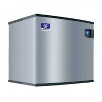 "Manitowoc IYF1800C Indigo NXT Series QuietQube 30"" Remote Cooled Half Size Cube Ice Machine - 1660 LB"