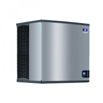 "Manitowoc IYT0900A Indigo NXT Series 30"" Air Cooled Half Size Cube Ice Machine - 208-230V, 865 lbs."