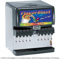 Manitowoc K00342 IB Adapter For Cornelius Dispenser