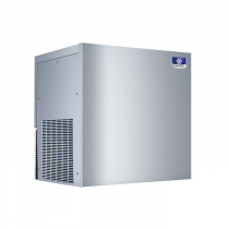 "Manitowoc RFF1220C QuietQube 22"" Remote Cooled Flake Ice Machine - 1092 LB"