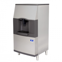 "Manitowoc SPA312 30"" Wide Touch-less Hotel Ice Dispenser - 180 LB Storage Capacity"