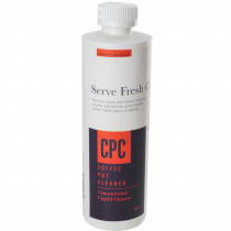 National Chemicals 41021 - CPC Liquid Coffee Pot Cleaner - 16 Oz Bottle