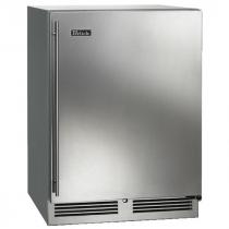 "Perlick HC24RS_SSSDC 24"" C‐Series Undercounter Refrigerator, Solid Stainless Steel Door"