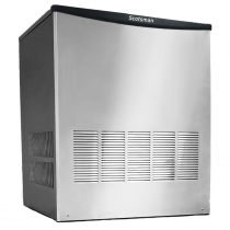 "Scotsman BC0530A-1 30.7"" Wide Large Size Cube Air Cooled Ice Machine - 428 lb/hr Production, 115V"