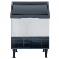 "Scotsman CU1526SA-1 Prodigy Series 26"" Air Cooled Undercounter Small Cube Ice Machine - 150 lb."
