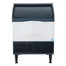 "Scotsman CU2026SW-1 Prodigy Series 26"" Water Cooled Undercounter Small Cube Ice Machine - 240 lb."