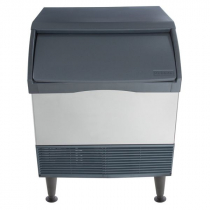 "Scotsman CU3030SW-1 Prodigy Series 30"" Water Cooled Undercounter Small Cube Ice Machine - 310 lb."