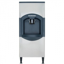 "Scotsman HD22B-1 iceValet 22"" Wide Hotel/Motel Ice Dispenser 120 lb Capacity, 115V"