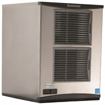 "Scotsman NS0922A-1 Prodigy Plus ENERGY STAR Certified 22"" Wide Soft Original Chewable Nugget Style Air-Cooled Ice Machine, 956 lb/24 hr Ice Production, 115V 1-Phase"