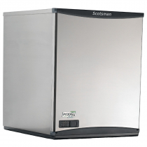 "Scotsman NS0922L-1 Prodigy Plus 22"" Wide Soft Original Chewable Nugget Style Remote Low Side Cooled Ice Machine, 1090 lb/24 hr Ice Production, 115V 1-Phase"