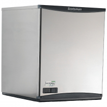 "Scotsman NS0922W-3 Prodigy Plus 22"" Wide Soft Original Chewable Nugget Style Water-Cooled Ice Machine, 1094 lb/24 hr Ice Production, 208-230V 3-Phase"