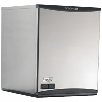 "Scotsman NS1322L-1 Prodigy Plus 22"" Wide Soft Original Chewable Nugget Style Remote Low Side Cooled Ice Machine, 1330 lb/24 hr Ice Production, 115V 1-Phase"