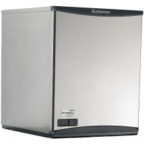 "Scotsman NS1322R-32 Prodigy Plus 22"" Wide Soft Original Chewable Nugget Style Remote-Cooled Ice Machine, 1360 lb/24 hr Ice Production, 208-230V 1-Phase"