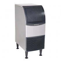 Scotsman UF0915A-1 96 LB Undercounter Air Cooled Flake Ice Machine