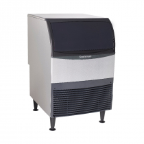 Scotsman UF424A-6 370 LB Undercounter Air Cooled Flake Ice Machine - 230V