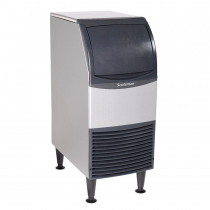Scotsman UN0815A-1 79 LB Undercounter Air Cooled Nugget Ice Machine - 115V