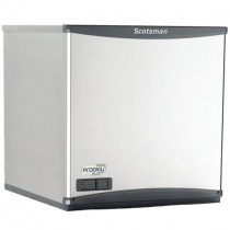 "Scotsman C0522MW-1 Prodigy Plus Series 22"" Water Cooled Medium Cube Ice Machine - 549 LB"