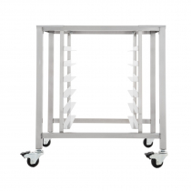 Moffat SK2731U Stainless Steel Mobile Oven Stand for E27, E28 and E31 Oven Models