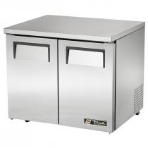 "True TUC-36-LP-HC 36"" Low Profile Undercounter Refrigerator"