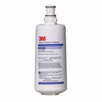 3M HF15-MS Replacement Cartridge for BREW115-MS Water Filtration System - 5 Micron and 1 GPM
