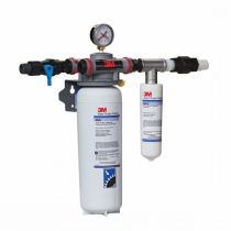3M SF165 Steamer Water Filtration System - 3.0 Micron Rating and 3.34 GPM