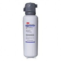 3M SGP165BN-T Single Cartridge Espresso Machine Water Filtration System - 1 GPM