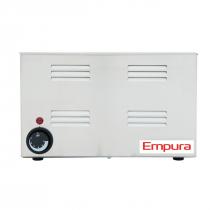 "Empura E-FW-1200W 12"" x 20"" Full Size Electric Countertop Food Warmer - 120V, 1200W"