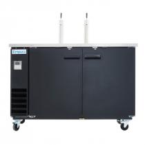 Empura E-KDD3-2 Direct Draw Beer Dispenser 2 Door - 14.16 Cu Ft, 2 Tap