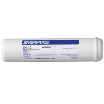 Everpure EV910086 IN-12 In-Line Filter With John Guest fittings And 0.75 GPM