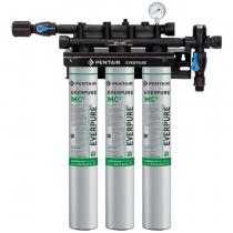 Everpure EV927503 QC71 Triple MC2 0.2 Micron and 5 GPM Filtration System
