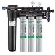 Everpure EV932803 Coldrink 3 MC2 Water Filter System With 0.2 Micron Rating And 5 GPM Flow Rate