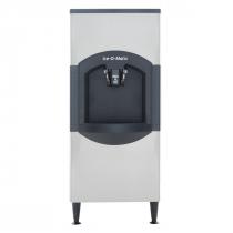 "Ice-O-Matic CD40022 120 lb 22"" Wide Hotel Ice Dispenser"