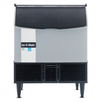 """Ice-O-Matic ICEU300FW 30.34"""" Water Cooled Undercounter Full Cube Ice Machine - 356 lb."""