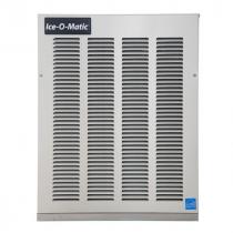"Ice-O-Matic MFI0800A 21"" Air Cooled Flake Ice Machine - 900 LB"