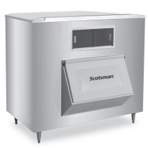 "Scotsman BH1300BB - 1400 LB Capacity 60"" Wide Ice Storage Bin"