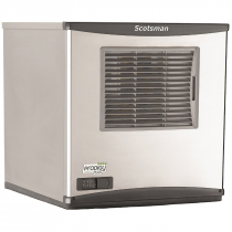 "Scotsman NH0622A-1 Prodigy Plus 22"" Wide Hard H2 Nugget Style Air-Cooled Ice Machine, 644 lb/24 hr Ice Production, 115V 1-Phase"