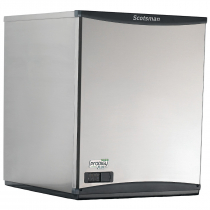 "Scotsman NH0922W-32 Prodigy Plus 22"" Wide Hard H2 Nugget Style Water-Cooled Ice Machine, 908 lb/24 hr Ice Production, 208-230V 1-Phase"