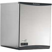"""Scotsman NH1322W-32 Prodigy Plus 22"""" Wide Hard H2 Nugget Style Water-Cooled Ice Machine, 1242 lb/24 hr Ice Production, 208-230V 1-Phase"""