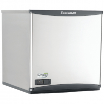 """Scotsman NS0422W-1 Prodigy Plus 22"""" Wide Soft Original Chewable Nugget Style Water-Cooled Ice Machine, 455 lb/24 hr Ice Production, 115V 1-Phase"""