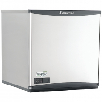 "Scotsman NS0622R-1 Prodigy Plus 22"" Wide Soft Original Chewable Nugget Style Remote-Cooled Ice Machine, 660 lb/24 hr Ice Production, 115V 1-Phase"